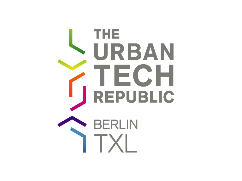 "Logo ""The Urban Tech Republic Berlin TXL"""